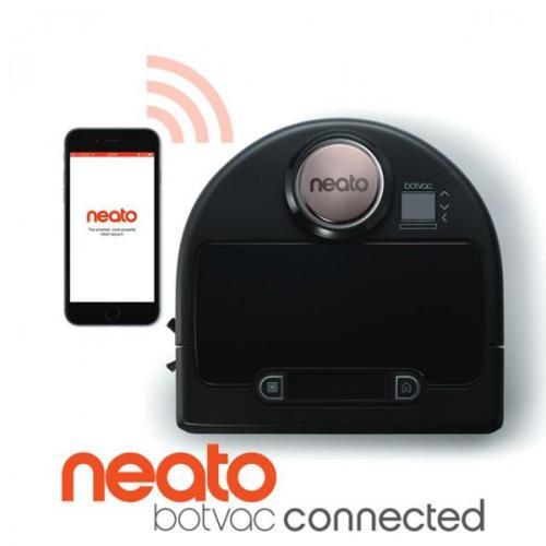 Botvac Connected Robot Aspirapolvere con Wi-Fi