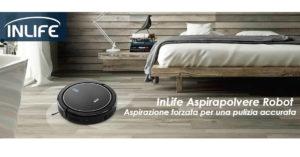 InLife i7 Aspirapolvere Robot