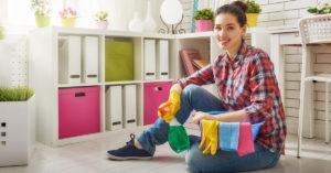 Read more about the article 10 consigli per pulire la tua casa velocemente