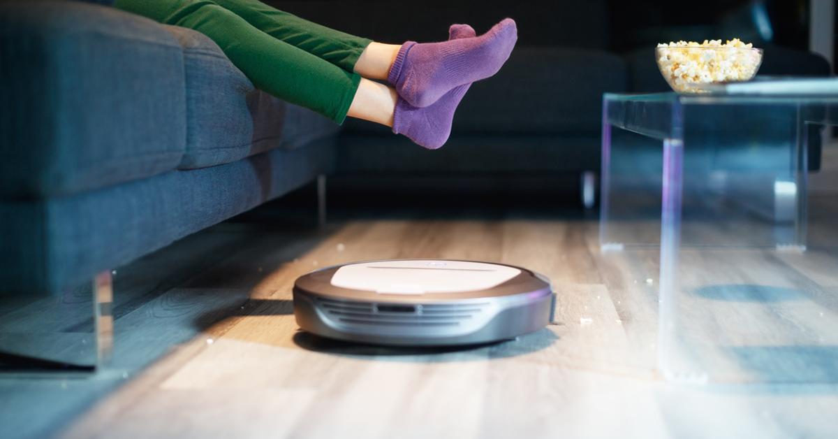Un robot aspirapolvere pu sostituire un aspirapolvere con for Aspirapolvere senza sacco migliore