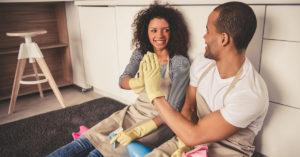 Checklist per la pulizia della casa
