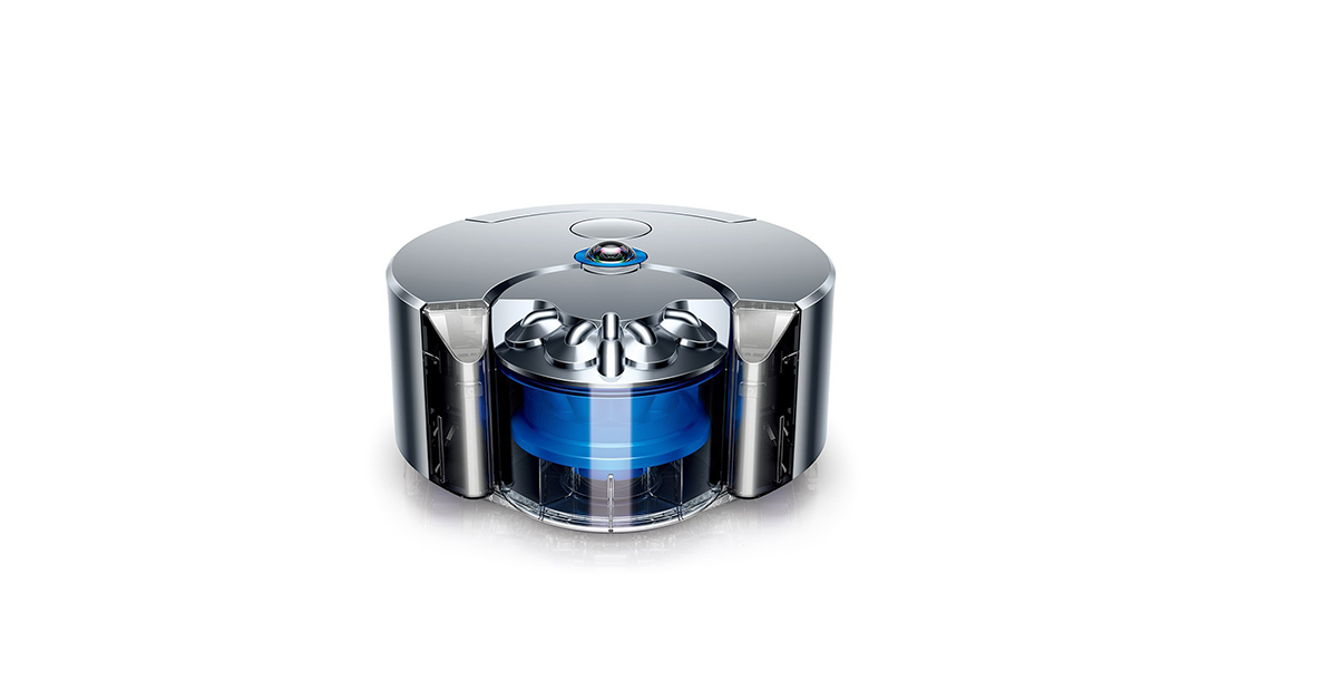 You are currently viewing Aspirapolvere robot Dyson
