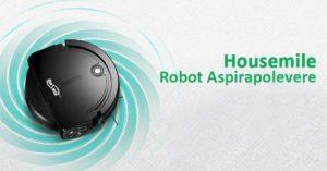 Housmile Robot Aspirapolvere