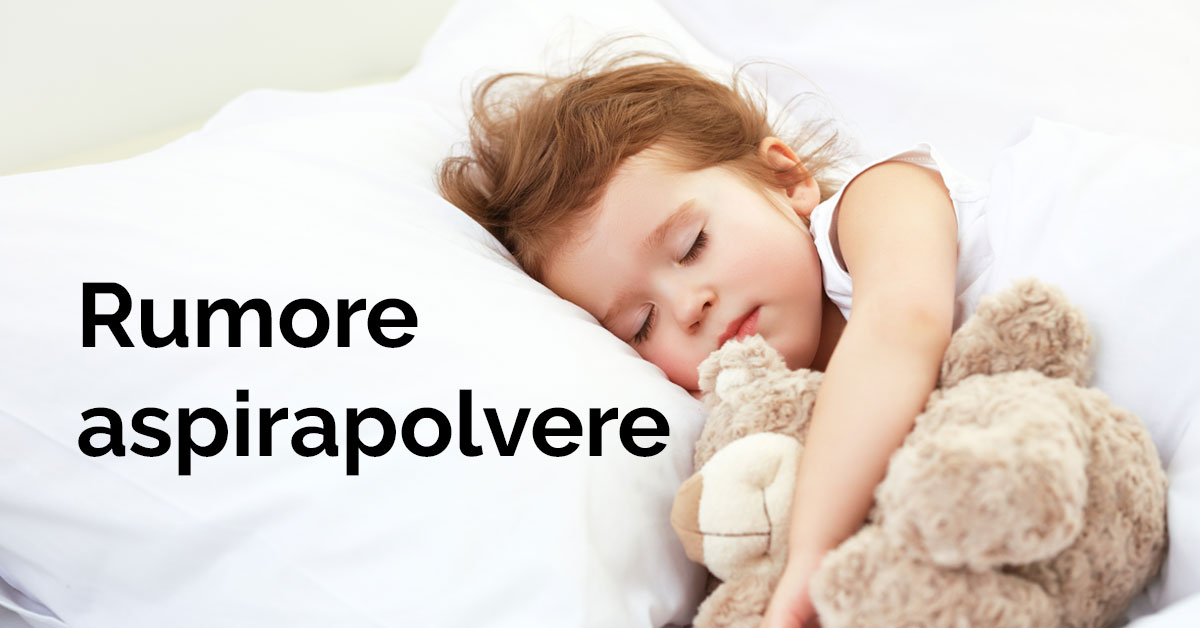 You are currently viewing Rumore aspirapolvere
