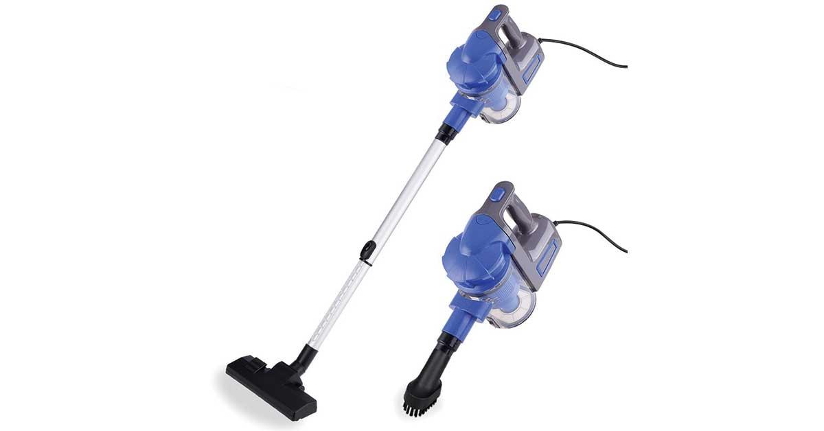 Aspirapolvere O Scopa Elettrica.Uten Scopa Elettrica Aspirapolvere A Mano Senza Sacco 2 In 1 Potente