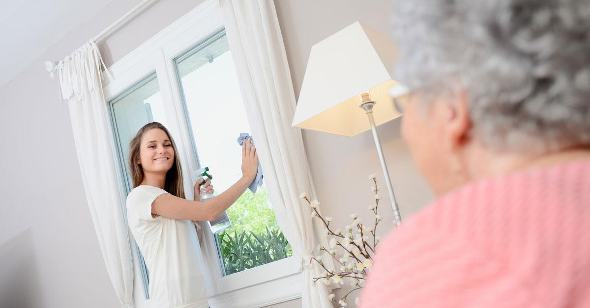 12 segreti di pulizia rubati alla nonna