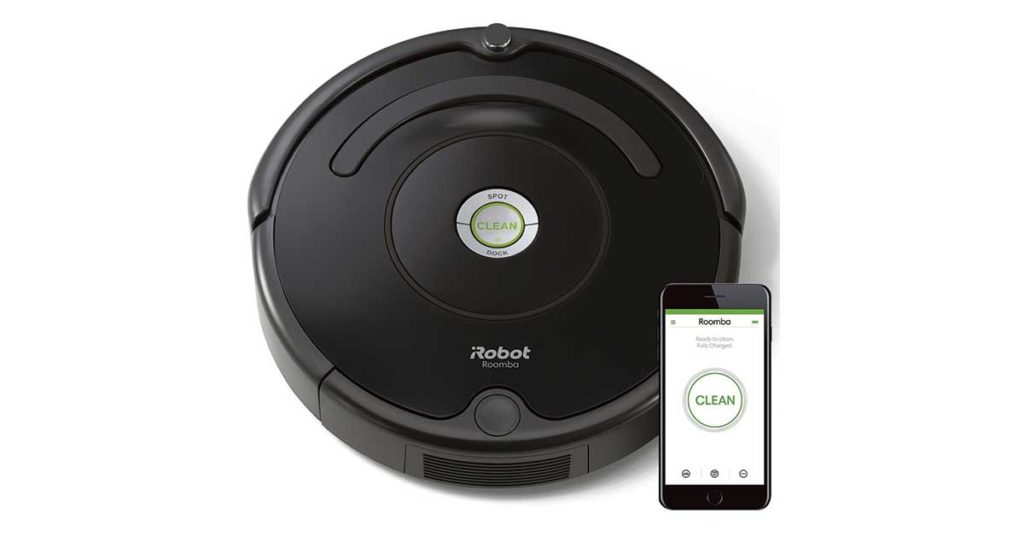iRobot Roomba 671 Robot Aspirapolvere