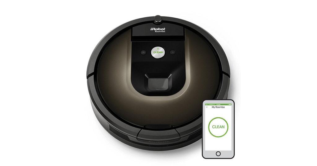 iRobot Roomba 980 Robot aspirapolvere