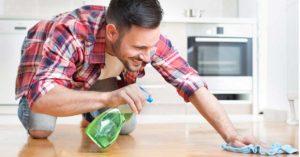 8 trucchi per pulire qualsiasi tipo di pavimento