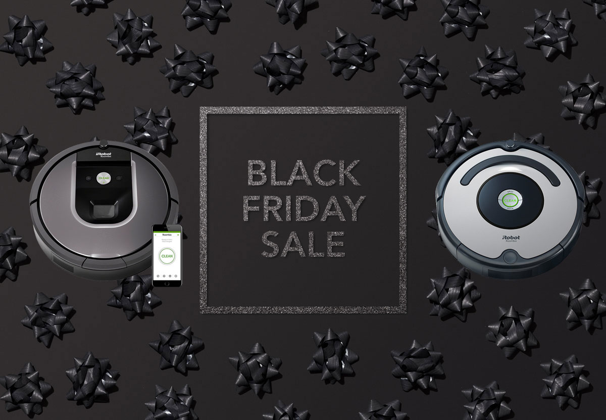 You are currently viewing BLACK FRIDAY IROBOT Roomba