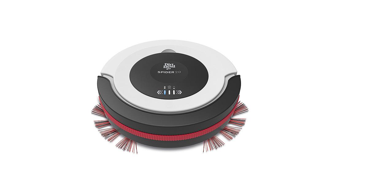Robot aspirapolvere Dirt Devil M6