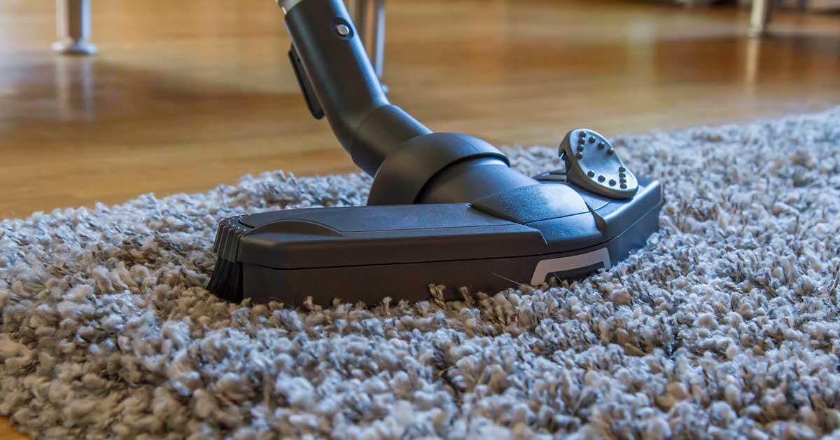 aspira il tappeto