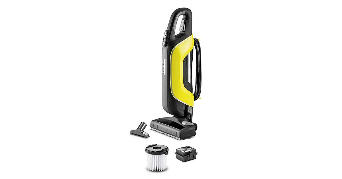 You are currently viewing Karcher VC 5 Aspirapolvere Portatile
