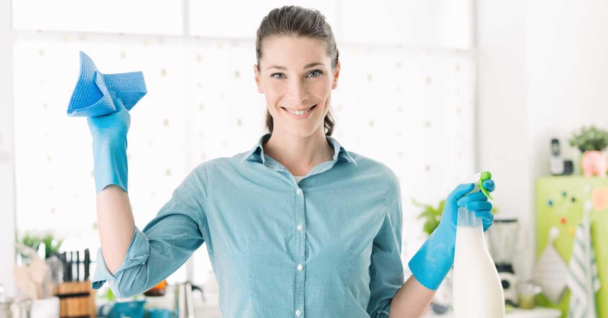 Soluzioni facili per pulire ogni stanza della tua casa