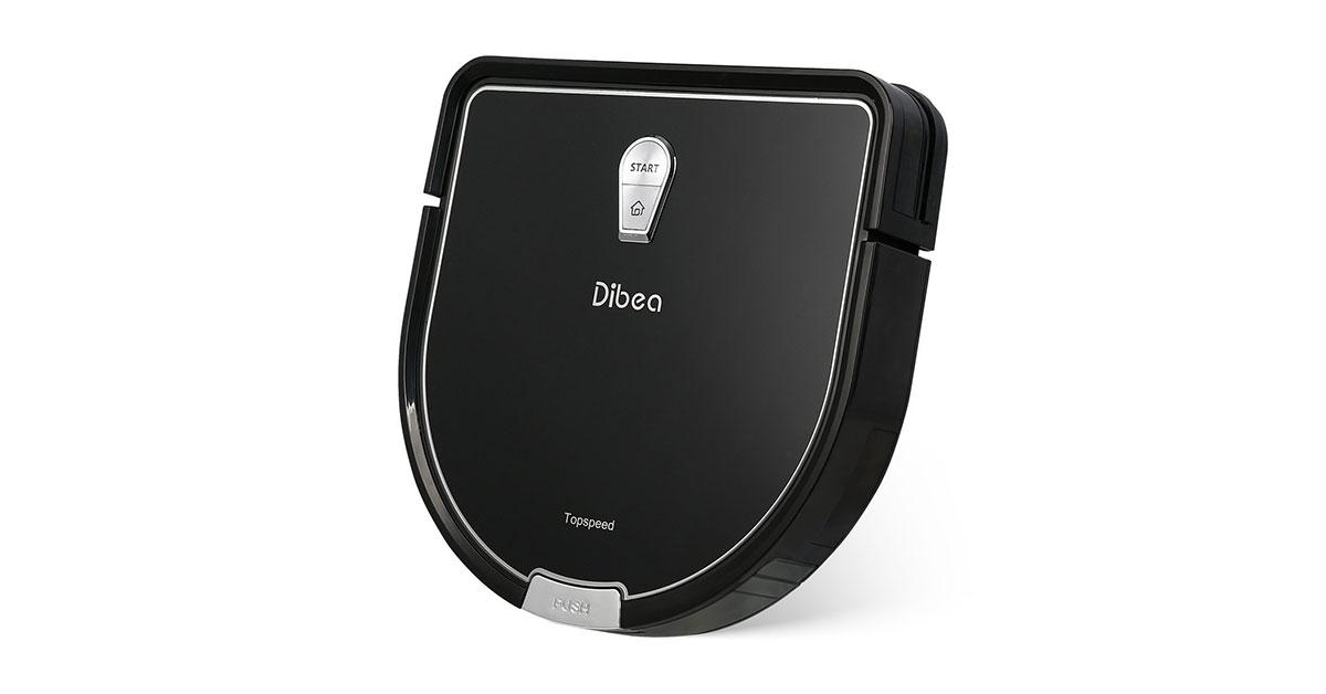 Dibea D960 Aspirapolvere Robot