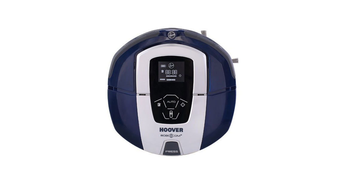 You are currently viewing Aspirapolvere robot Hoover