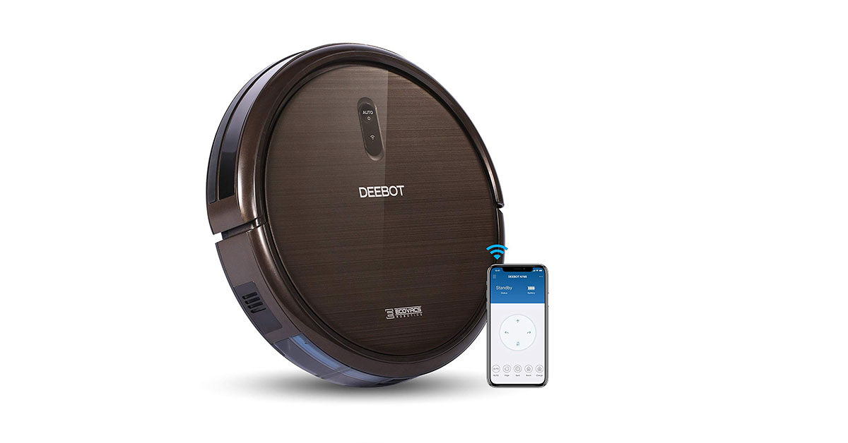 Read more about the article ECOVACS Robotics DEEBOT N79S