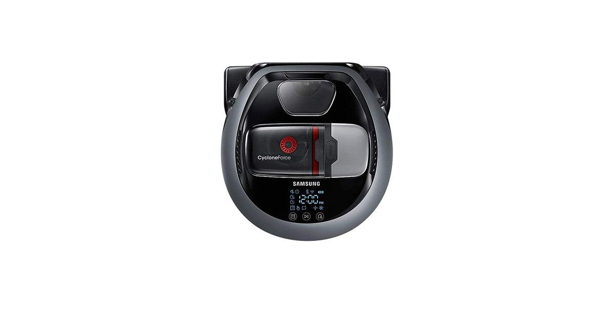 Samsung VR10M703IWG Aspirapolvere Robot POWERbot VR7000