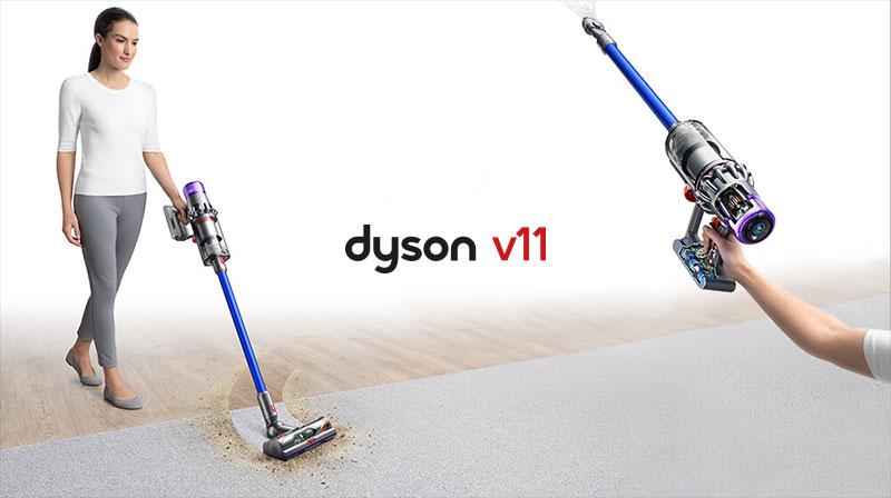 Scopa elettrica Dyson V11
