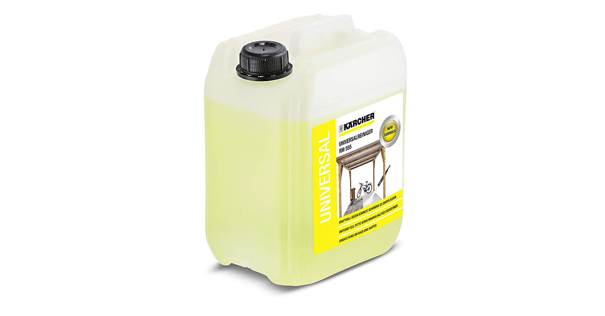 Read more about the article Kärcher Detergente Universale per Idropulitrici