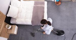 Read more about the article Aspirapolvere per Hotel