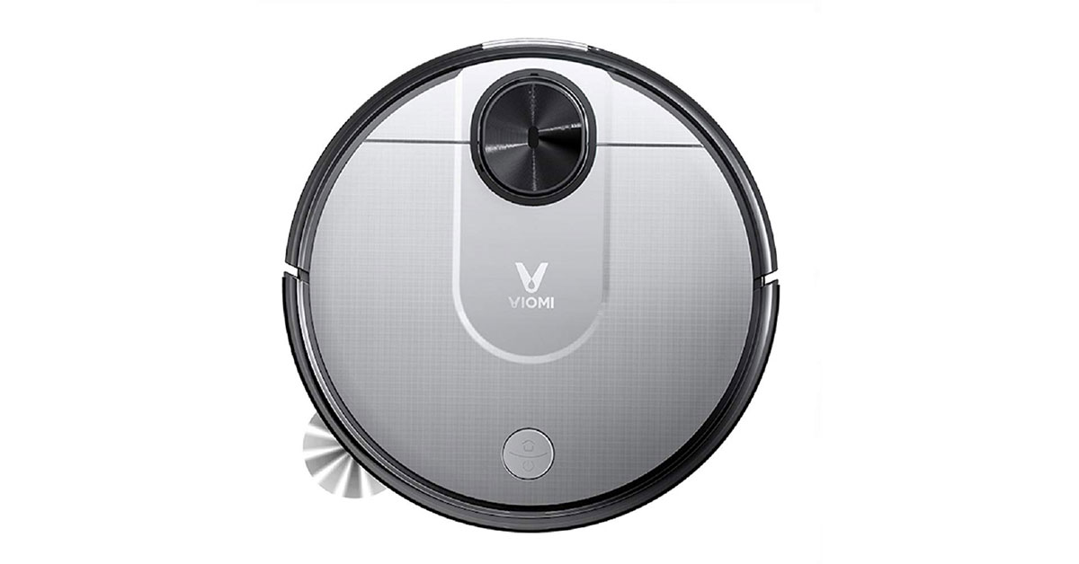 You are currently viewing Robot aspirapolvere Viomi V2 G8100225701