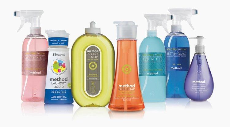 Prodotti naturali ed ecologici per la pulizia della casa o della persona
