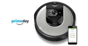 Robot aspirapolvere Prime day amazon