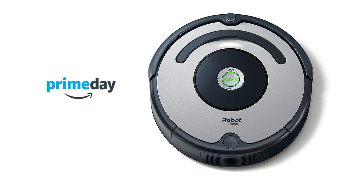 iRobot Roomba amazon prime day