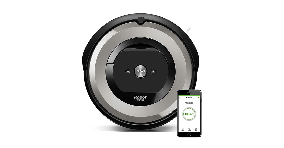 You are currently viewing Aspirapolvere Roomba iRobot
