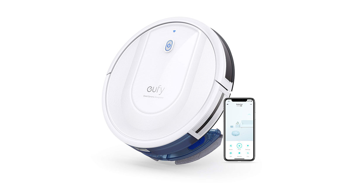 Read more about the article eufy RoboVac G10 Hybrid